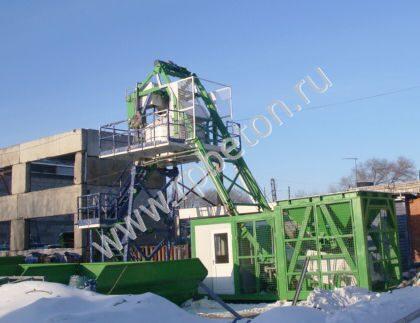 бетонный завод в наличии, Москва