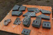 Комплектующие бетоносмесителя Sicoma MAO 3000/2000