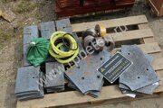 Броня JS750, кольца уплотнительные узла герметизации, ролики рельс скипа смесителя, болты крепления Тюмень (3)