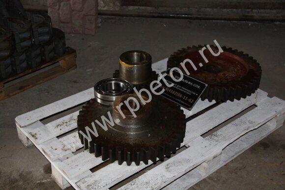 Запасные части бетономешалки JS1500