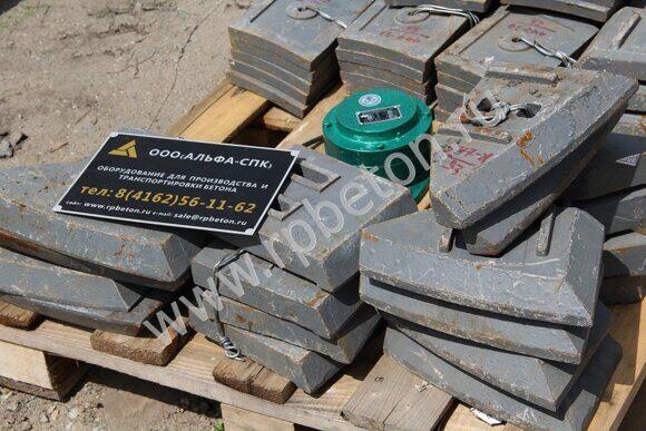 Запчасти бетономешалки JS1000
